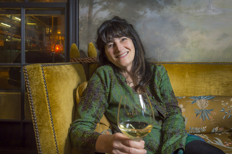 Ruth Reichl Photo Credit: Noah Fecks