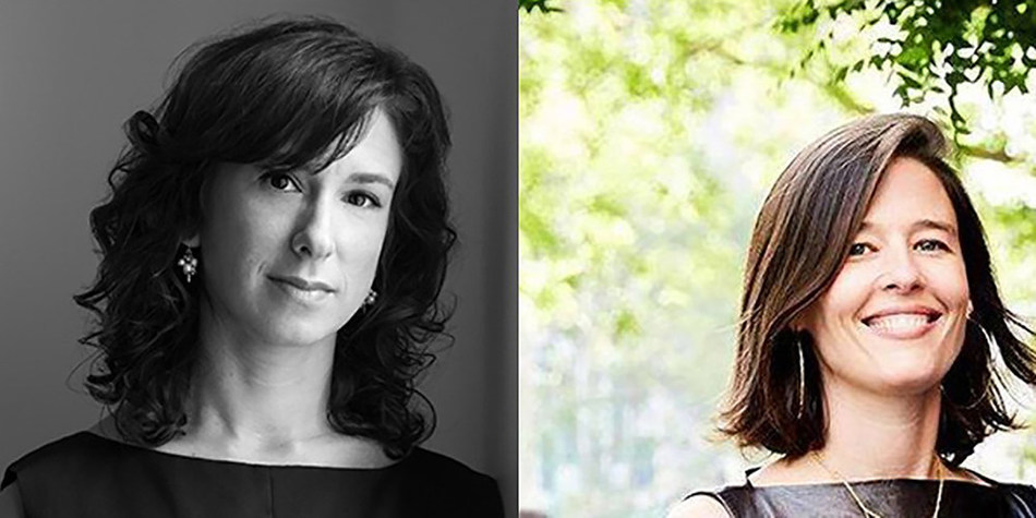 The Canadian Journalism Foundation will honour New York Times reporters Jodi Kantor and Megan Twohey, who broke the Harvey Weinstein story, with a Special Citation at the CJF Awards on June 14 in Toronto. (CNW Group/Canadian Journalism Foundation)