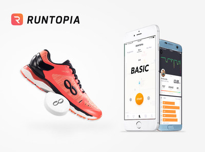 Now on Indiegogo: Runtopia Reach Smart Running Shoes. Superior comfort, insightful data, and real-time coaching provide runners with the ultimate fitness companion