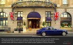 New London Hotel Projects Are Rich With Style and Fashion [TOPHOTELPROJECTS Infographic]
