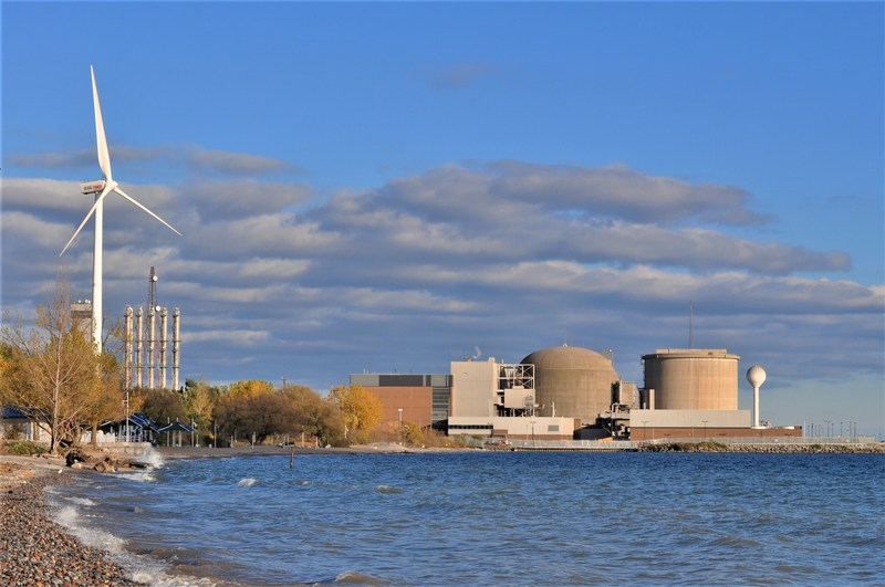 Ontario Power Generation's Pickering Nuclear Generating Station (CNW Group/Ontario Power Generation Inc.)