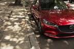 Mazda6 sedan exterior (North American specifications) (CNW Group/Mazda Canada Inc.)