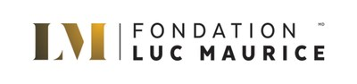 Logo: Fondation Luc Maurice (Groupe CNW/Le Groupe Maurice)
