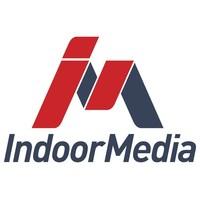 IndoorMedia Logo (PRNewsfoto/IndoorMedia)