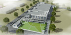 Conceptual rendering of Adient's planned prototyping and testing facility in Pune, India