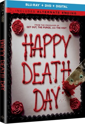 From Universal Pictures Home Entertainment: Happy Death Day