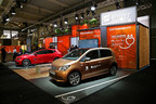 SEAT spotlights at Smart City Expo its innovative, easy and smart solutions to improve mobility (PRNewsfoto/SEAT SA)