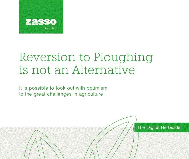 Reversion to ploughing is not an alternative