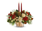 Knock Their Stockings Off This Holiday Season By Gifting Teleflora's New Christmas 2017 Floral Arrangements