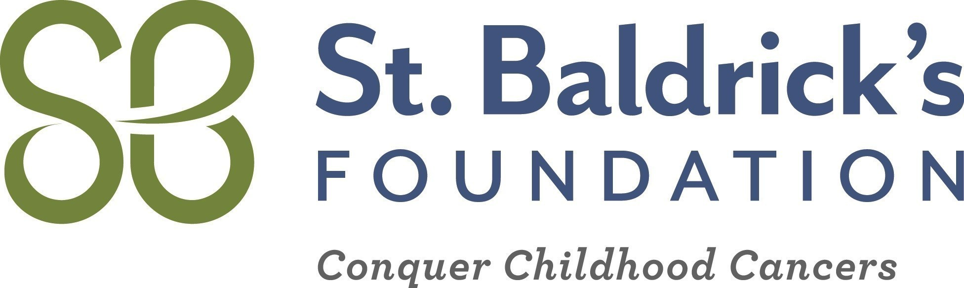 St. Baldrick's Foundation, the largest private funder of childhood cancer research grants. (PRNewsFoto/St. Baldrick's Foundation)