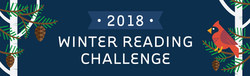 The inaugural Winter Reading Challenge, sponsored by Mark Cuban, will run throughout January 2018.