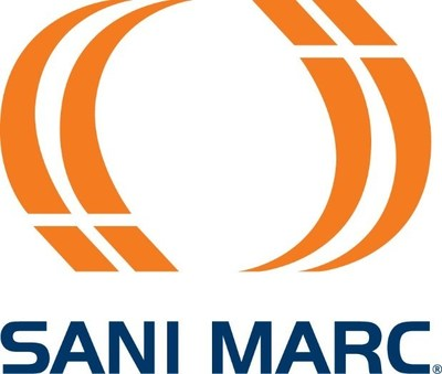 Logo: Sani Marc (CNW Group/Groupe Sani Marc Inc.)
