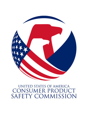 The U.S. Consumer Product Safety Commission is an independent federal agency created by Congress in 1973 and charged with protecting the American public from unreasonable risks of serious injury or death from more than 15,000 types of consumer products under the agency's jurisdiction. To report a dangerous product or a product-related injury, call the CPSC hotline at 1-800-638-2772, or visit http://www.saferproducts.gov. Further recall information is available at http://www.cpsc.gov. (PRNewsFoto/U.S. CONSUMER PRODUCT SAFETY COMMISSION) (PRNewsfoto/US CPSC)
