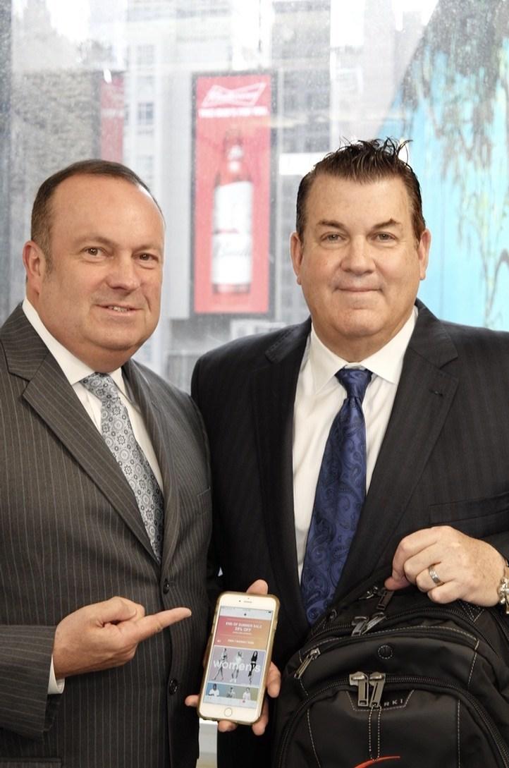 Jim Morrison (Left) - CEO of Starshop Marvin Segel (Right) - Founder of Segel Vision, LLC