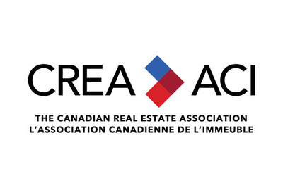 Logo: Canadian Real Estate Association (CNW Group/Canadian Real Estate Association)