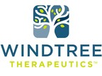 Windtree Therapeutics Reports Third Quarter 2017 Financial Results