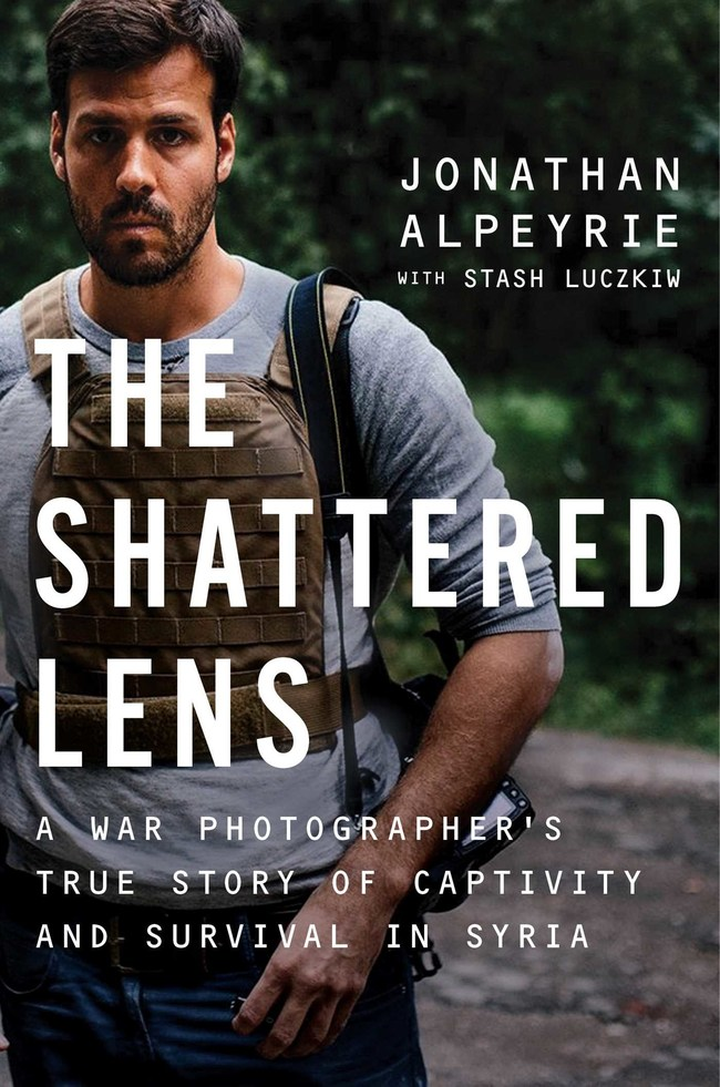 Experience the true story of Jonathan Alpeyrie, a seasoned French-American conflict photographer and photojournalist.  Alpeyrie was abducted and held hostage in 2013 by Syrian rebels while on his 3rd assignment documenting Syria's Civil War.
