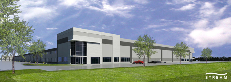 Northwest Logistics Center - Stream Realty Partners