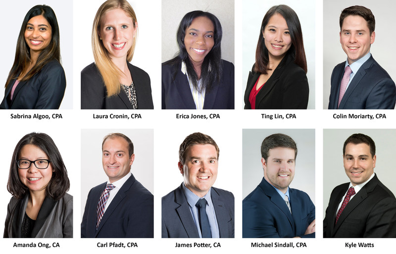 10 Professionals accept additional leadership role at Siegfried, a national CPA and leadership advisory firm