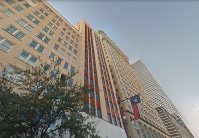 Existing Historic Southwestern Bell Building in Downtown Houston