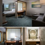 $2 Million Room Renovation Reinvigorates Nightly Stays at SpringHill Suites Miami Downtown/Medical Center