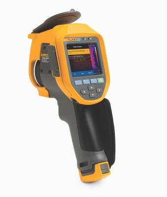 The new Fluke Ti450 and Ti480 PRO Series Infrared Cameras have increased thermal sensitivity to capture minute differences and the latest Fluke technology for on-screen clarity to make it easy to visualize issues in the field.
