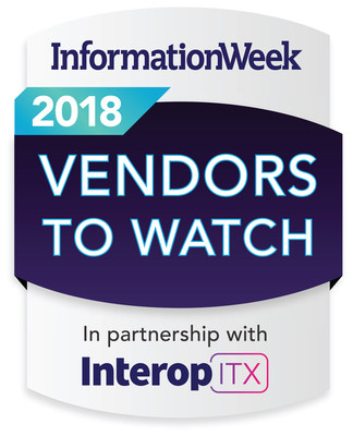 InformationWeek's 2018 Vendors to Watch