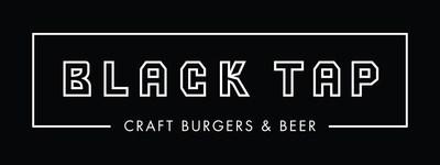 Logo for Black Tap Craft Burgers & Beer