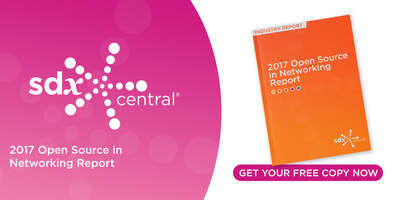 SDxCentral Releases New 2017 Open Source in Networking Report