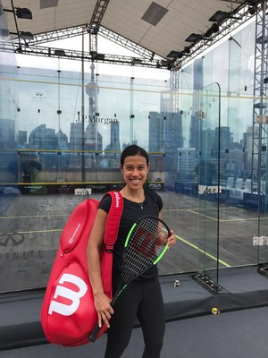 Wilson Sporting Goods signs eight-time world champion Nicol David to its advisory staff