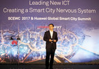 Huawei Creates a Smart City Nervous System for More Than 100 Cities with Leading New ICT