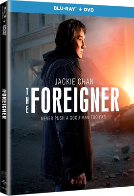 From Universal Pictures Home Entertainment: The Foreigner