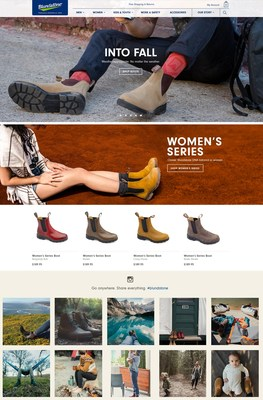 Blundstone Website