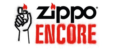 Zippo Encore, the global music program from Zippo, which includes partnerships with festivals, tours and bands (PRNewsfoto/Zippo Manufacturing Company)