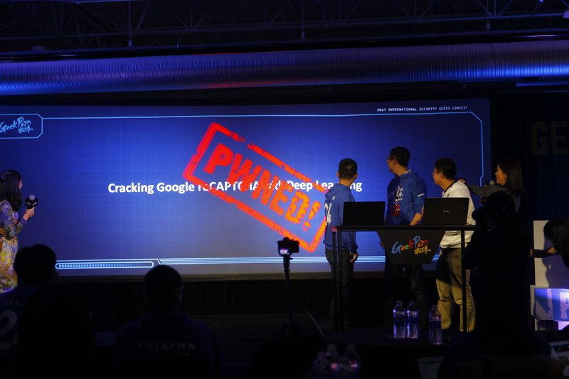 Cracking Google reCAPTCHA with Deep Learning