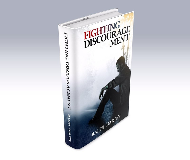 "Book launch ""Fighting Discouragement"" November 17, 2017. (CNW Group/Ralph Dartey Ministries)"