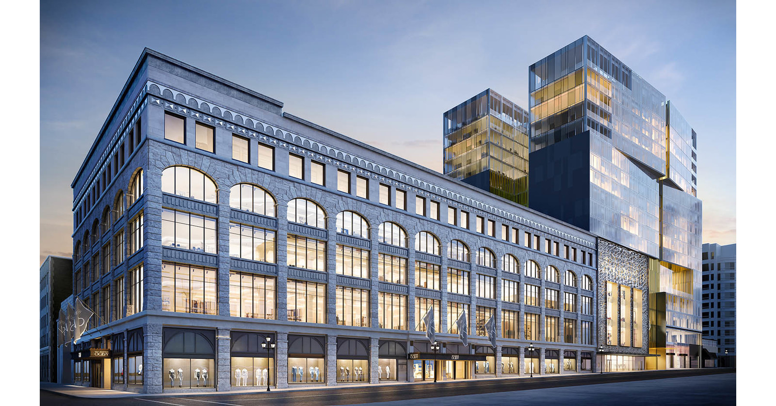holt renfrew and co limited swot Loblaw companies limited is the  a major shift in corporate ownership took place with the purchase of 100,000 class b shares of loblaw groceterias co limited by.