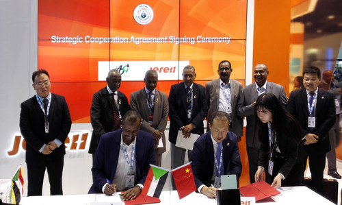 Jereh signs strategic cooperation agreement with Asawer Oil and Gas Co.