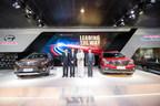 A GAC Motor leva modelos emblemáticos de veículos para o Salão Internacional do Automóvel de Dubai de 2017