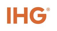 IHG (InterContinental Hotels Group) logo (PRNewsFoto/IHG)
