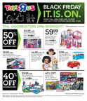 "Toys""R""Us Black Friday Circular 2017"
