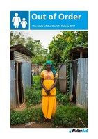 'Out of Order,' WaterAid's third-annual analysis of the world's toilets (CNW Group/WaterAid Canada)