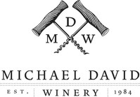 Michael David Winery Logo (PRNewsFoto/Michael David Winery)