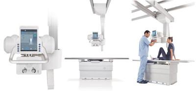 Visaris Americas - Vision C fully robotic digital radiography solution