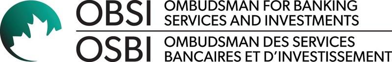Ombudsman des services bancaires et d'investissement (OSBI) (Groupe CNW/Ombudsman des services bancaires et d'investissement (OSBI))