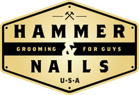 Hammer & Nails Grooming Shop for Guys (PRNewsfoto/Hammer & Nails)