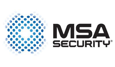 (PRNewsfoto/MSA Security)