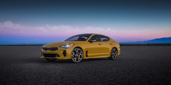 The 2018 Kia Stinger, a sports car with up to 365 HP and a top speed of 167 MPH, is one reason to shop at Friendly Kia over the holidays; another is the New Port Richey, Florida, dealership's available VIP Prices, with thousands available in savings for new Kia models.