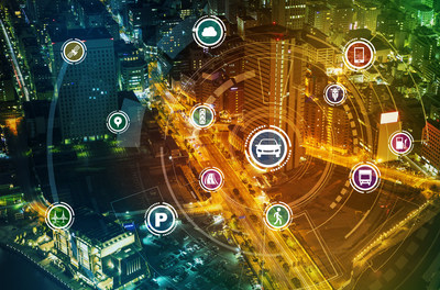 Smart Cities and Connected Vehicles