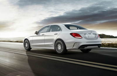 The Winter Event offers lease specials on select models like the C 300 Sedan, pictured here.